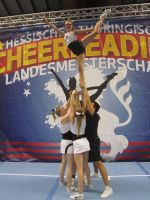 Hessische Cheerleaderlandesmeisterschaft 2015