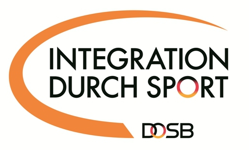 DOSB Logo Integration durch Sport 2014-2